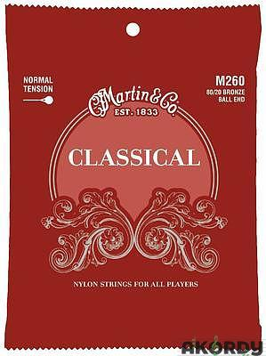 MARTIN Classical Normal Tension Ball End - 1
