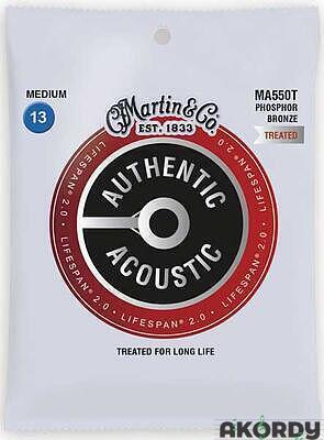 MARTIN Authentic Lifespan 2.0 92/8 Phosphor Bronze