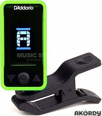 D'ADDARIO PLANET WAVES Eclipse Tuner PW-CT-17GN