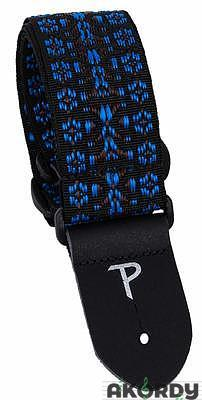 PERRI'S LEATHERS 289 Poly Pro Black And Blue