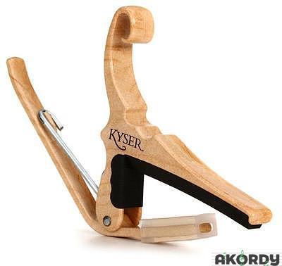 Kyser KG6MA Capo Quick-change Maple