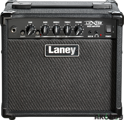 LANEY LX15B BLACK - 1