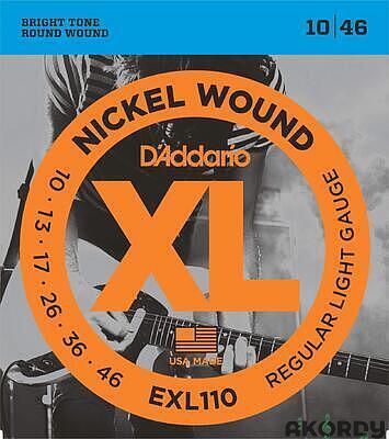 D´ADDARIO EXL110 .010/.046 - 1