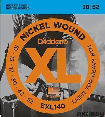 D'ADDARIO EXL140 .010/.052 - 1