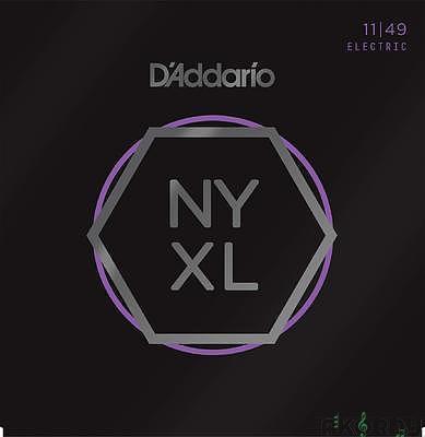 D'ADDARIO NYXL1149 .011/.049 - 1