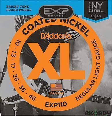 D'ADDARIO EXP110 .010/.046 - 1