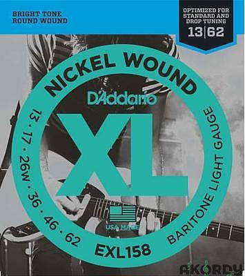 D'ADDARIO EXL158 .013/.062 - 1