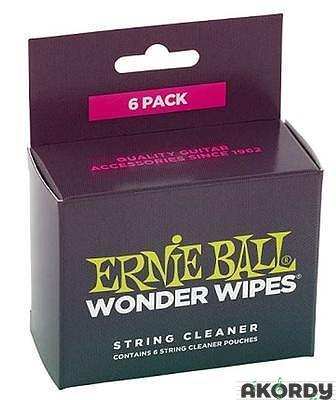 ERNIE BALL Wipes čistič strun