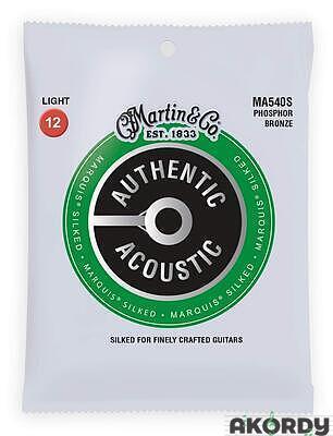 MARTIN Authentic Marquis PB .012/.054 - 1