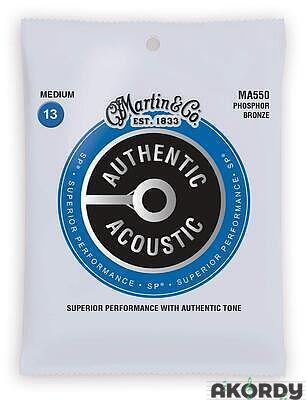 MARTIN Authentic SP PB .013/.056