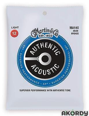MARTIN Authentic SP 80/20.012/.054