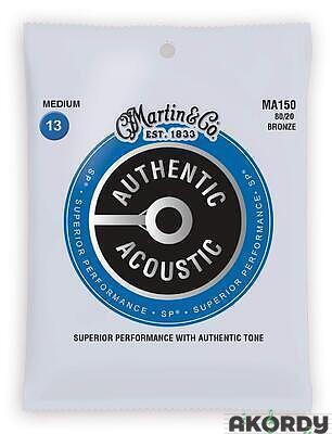 MARTIN Authentic SP 80/20 Bronze Medium
