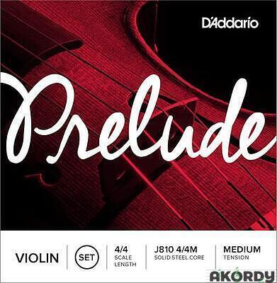D'ADDARIO Prelude J810 4/4 M