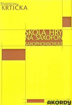 Škola hry na saxofon