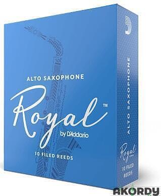 D'Addario ROYAL ALT SAX. 10 ks *2,5 - 1