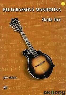 Bluegrassová mandolína