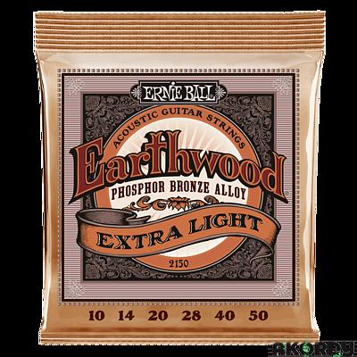 ERNIE BALL Earthwood PB .010/.050 - 1