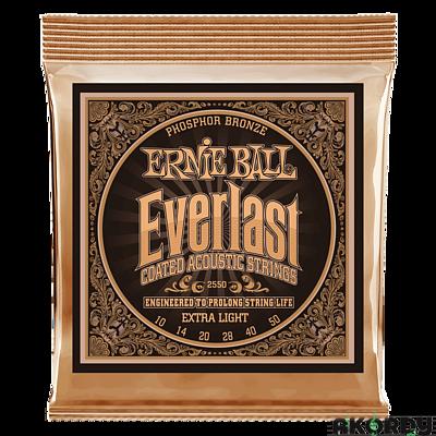 ERNIE BALL Everlast PB .010/.050 - 1