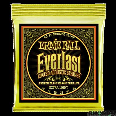 ERNIE BALL Everlast 80/20 .010/.050 - 1