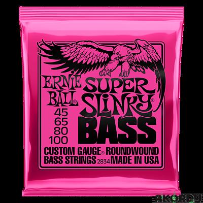 ERNIE BALL 4-string Slinky Bass .045/.100 - 1