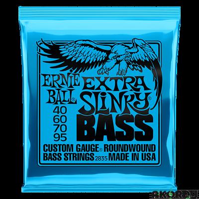 ERNIE BALL 4-string Slinky Bass .040/.095 - 1