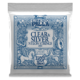 ERNIE BALL Ernesto Palla Clear & Silver - 1/2