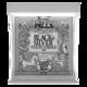 ERNIE BALL Ernesto Palla Black & Silver - 1/2