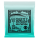 ERNIE BALL Ukulele Strings Black Nylon - 1/2