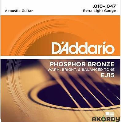 D'ADDARIO EJ15 .010/.047 - 1