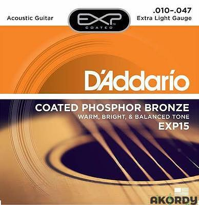 D'ADDARIO EXP15 .010/.047