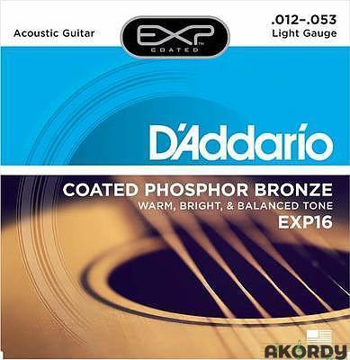 D'ADDARIO EXP16 .012/.053