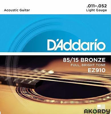 D'ADDARIO EZ910 .011/.052 - 1