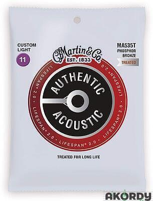 MARTIN Authentic Lifespan 2.0 PB .011/.052