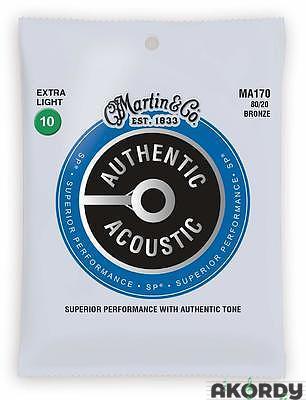 MARTIN Authentic SP 80/20 .010/.047