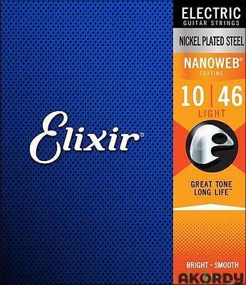 ELIXIR Nanoweb NPS .010/.046 - 1