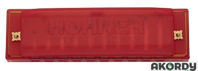 HOHNER Happy Harp Red - 1
