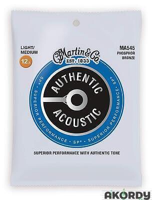 MARTIN Authentic SP PB .0125/.055