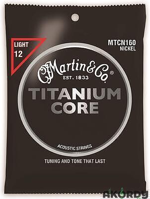 MARTIN Titanium Core Light - 1