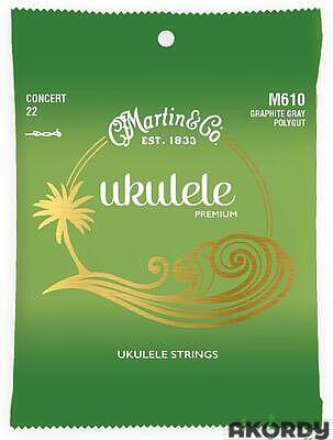 MARTIN Ukulele Premium Concert - 1
