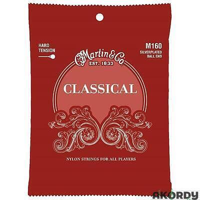MARTIN Classical Hard Tension Ball End - 1