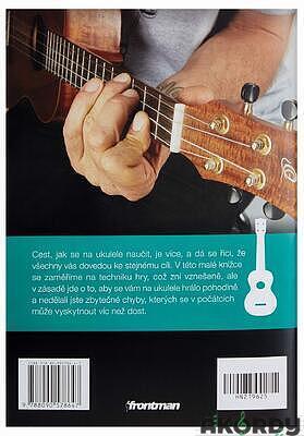 Základy hry na ukulele snadno a rychle - 2