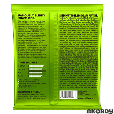 ERNIE BALL 5-string Slinky Bass .045/.130 - 2