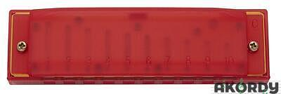 HOHNER Happy Harp Red - 2
