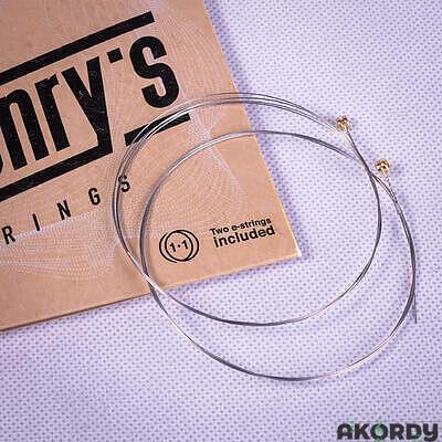 Henry's Strings HAB12ST10 .010/.050 12.str - 2