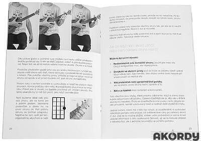 Základy hry na ukulele snadno a rychle - 4