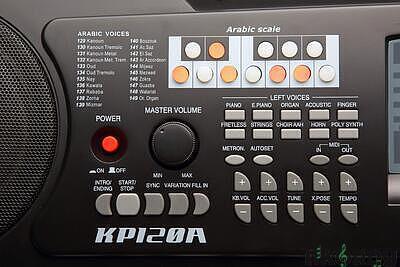 KURZWEIL KP120 A - 4